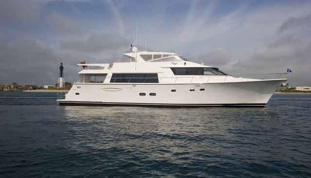 Escape Charter Yacht
