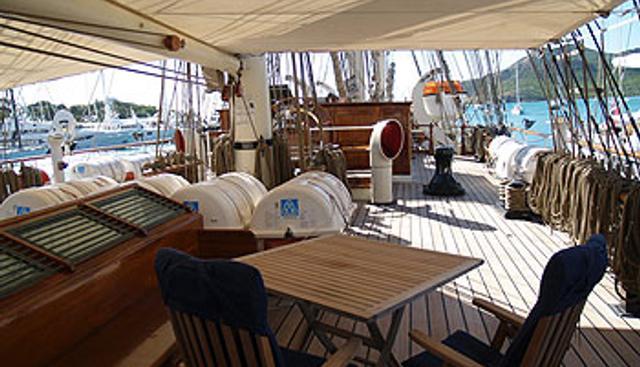 Stad Amsterdam Charter Yacht - 5
