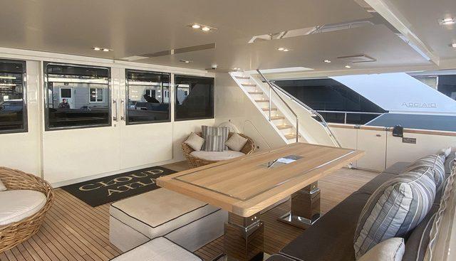 Cloud Atlas Charter Yacht - 5
