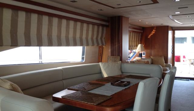 Lusia Charter Yacht - 3