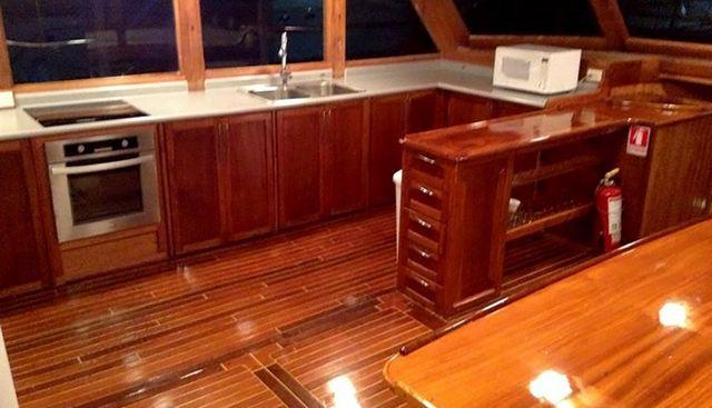 Tu Enamorado Charter Yacht - 5