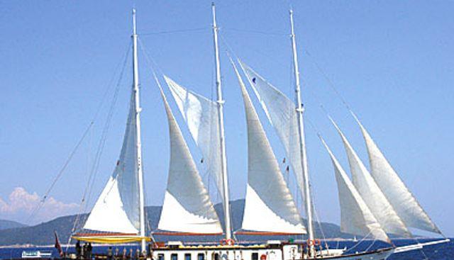 Magic Life I Charter Yacht