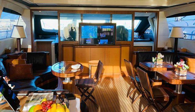 Little Zoe Charter Yacht - 8