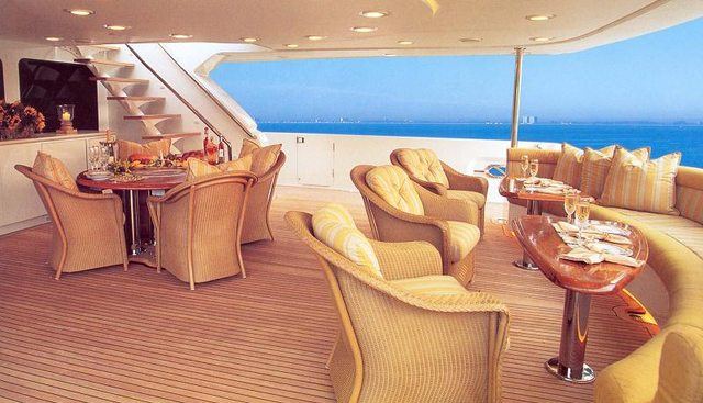 Mona Liza Charter Yacht - 5