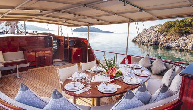 Hic Salta Charter Yacht - 4