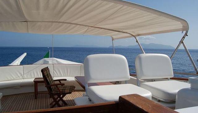 Sea Weaver Charter Yacht - 4