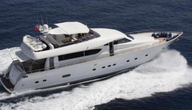 First Episode Charter Yacht
