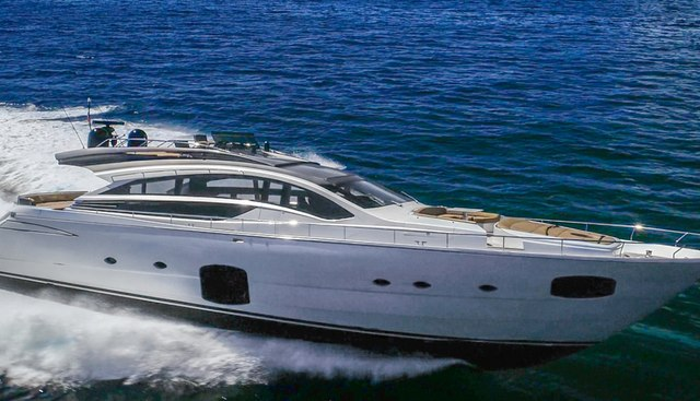 Milagros Charter Yacht