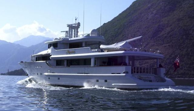 Aquarius IV Charter Yacht - 4