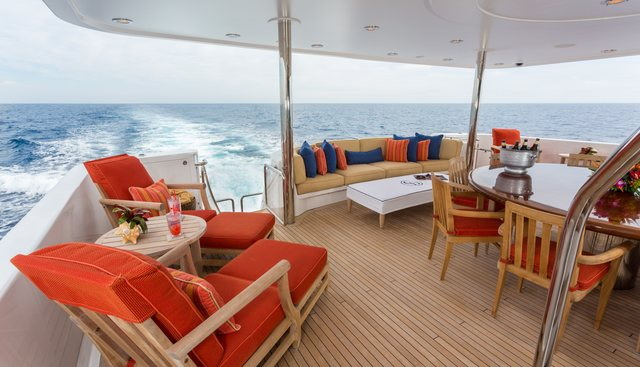 Chasing Daylight Charter Yacht - 3