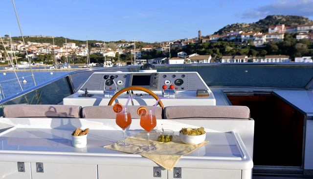 Pierpaolo IV Charter Yacht - 4