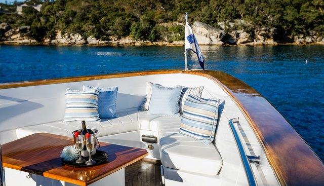 Galaxy I Charter Yacht - 3