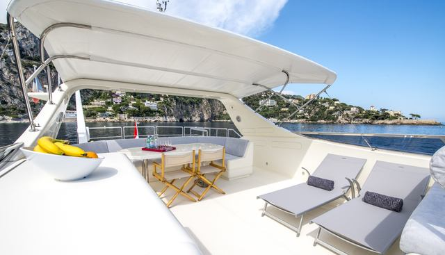 Ace1 Charter Yacht - 3