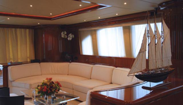 Grand Mariana IV Charter Yacht - 5