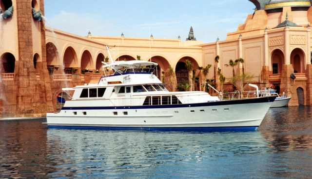 Absolutli Rutli Charter Yacht