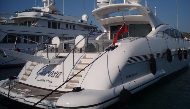 Gerosa Charter Yacht - 2