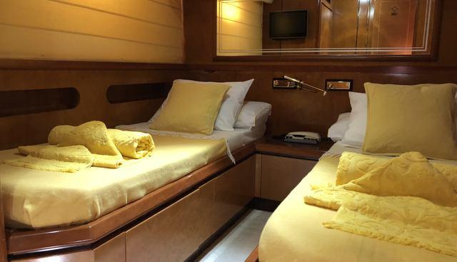 Furia Sexto Charter Yacht - 6
