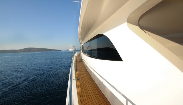 Gulmaria Charter Yacht - 7