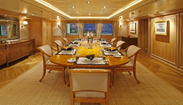 Tatoosh Charter Yacht - 8