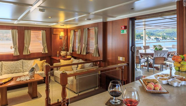 Donna Del Mare Charter Yacht - 8
