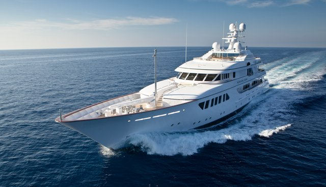 Kahalani Charter Yacht