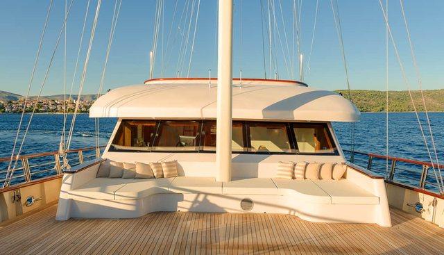 Son De Mar Charter Yacht - 2