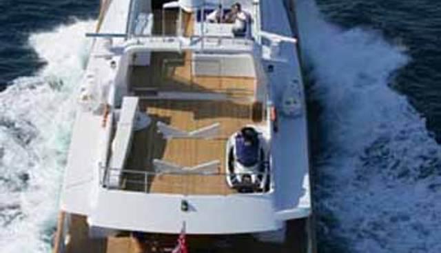 Providence Charter Yacht - 4