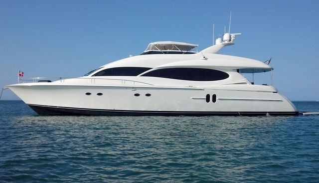 Always Barefoot Charter Yacht
