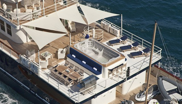 Seawolf Charter Yacht - 2