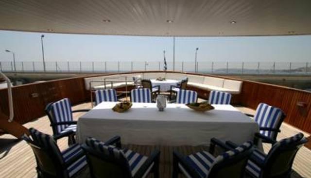 Eliki Charter Yacht - 4
