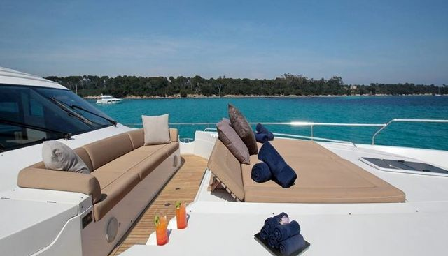 Agave Charter Yacht - 4