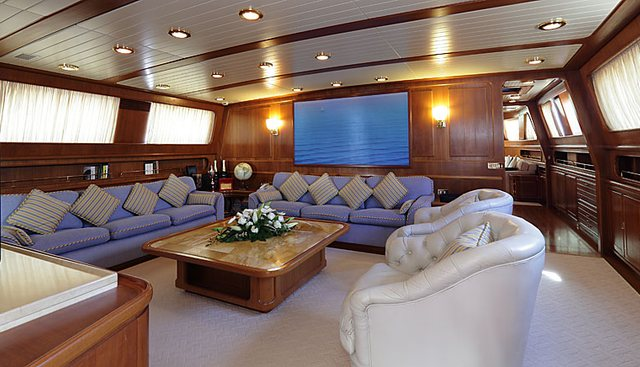 Principessa Vaivia Charter Yacht - 8