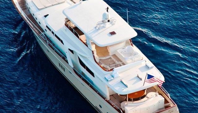 Vicem 92 Charter Yacht - 3