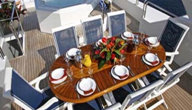 Lady Arlene Charter Yacht - 5
