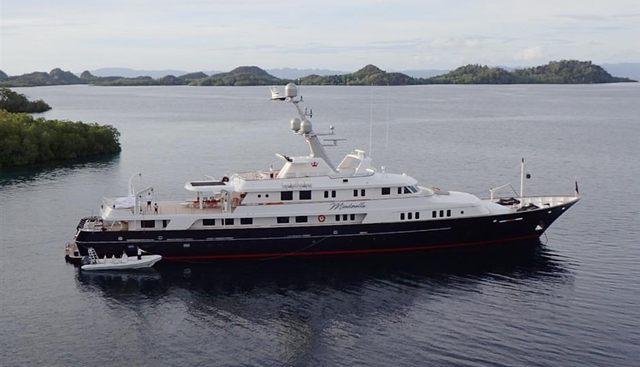 Minderella Charter Yacht