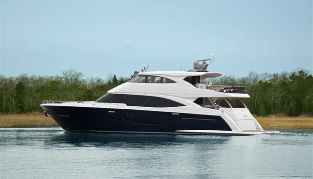 Viking 93-802 Charter Yacht