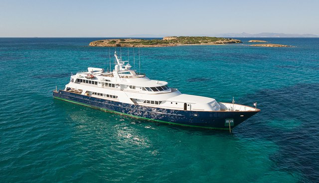 Wind of Fortune Charter Yacht