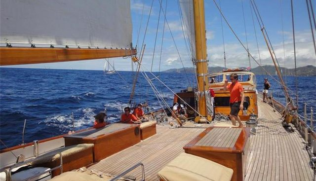 Aschanti IV of Vegasack Charter Yacht - 7