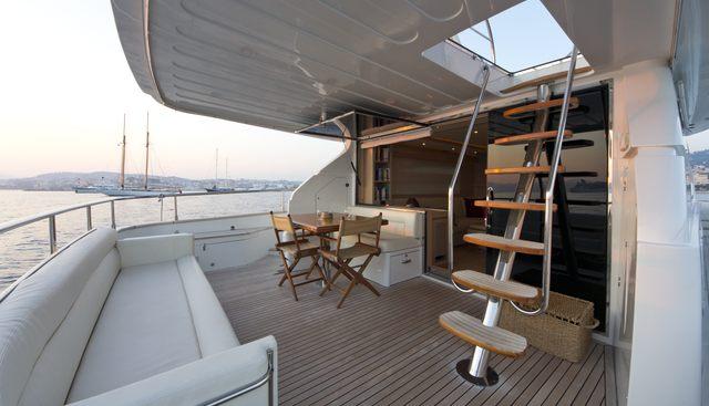 KAMA Charter Yacht - 4