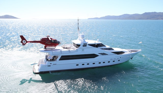 Flying Fish Charter Yacht