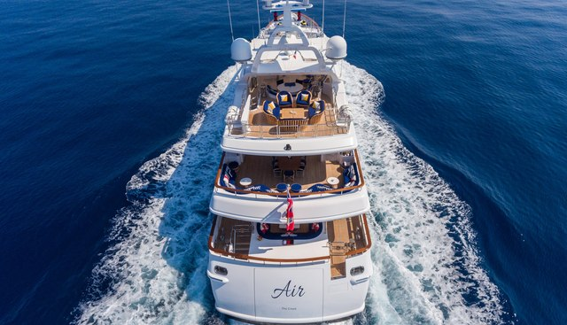 Air Charter Yacht - 5