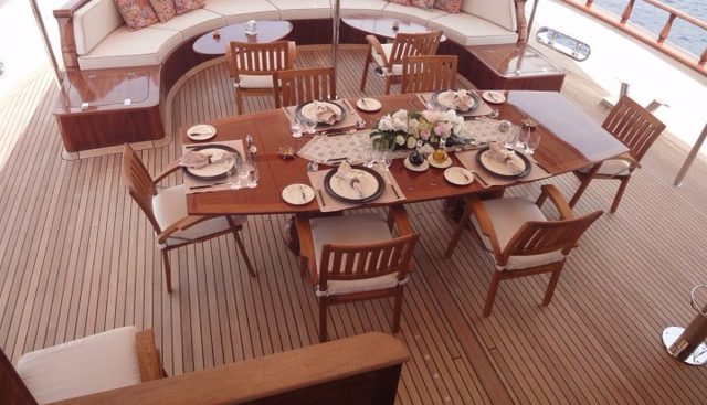 Don Chris Charter Yacht - 5