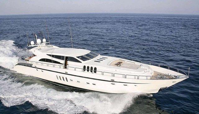 Vitamin Sea Charter Yacht