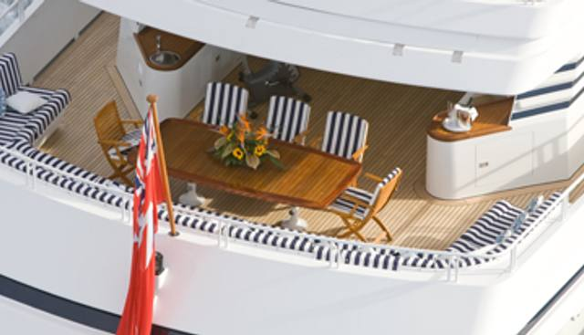Be Mine Charter Yacht - 5