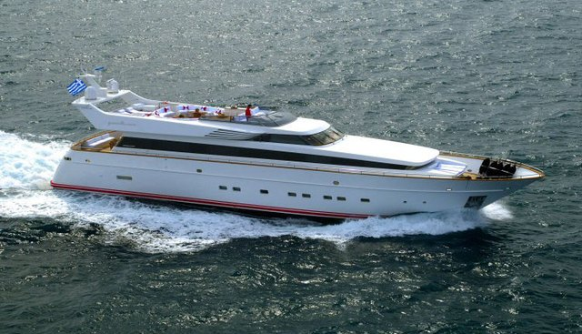 Pollux Charter Yacht