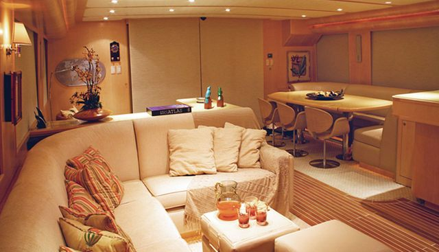 Berada Charter Yacht - 4