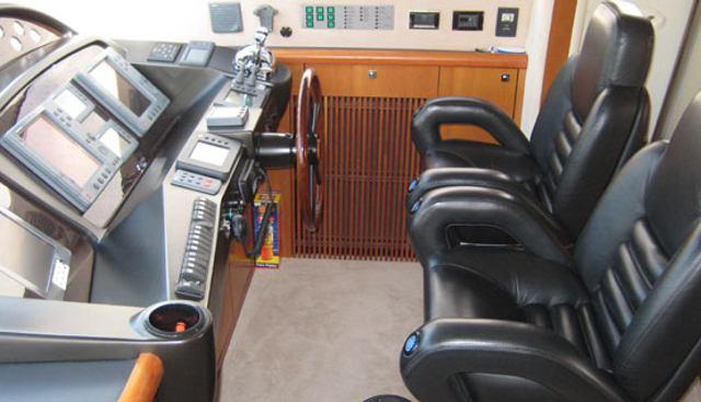 Mahaya Charter Yacht - 4