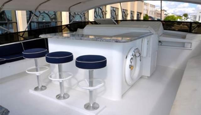 Horus Charter Yacht - 5