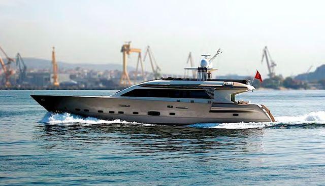 Golden K Charter Yacht - 3