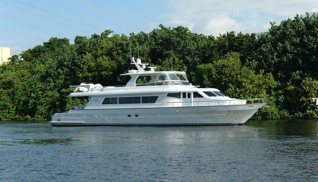 Arndt Charter Yacht